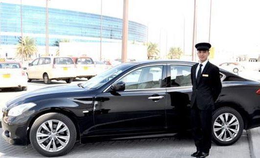 dubai airport transfer