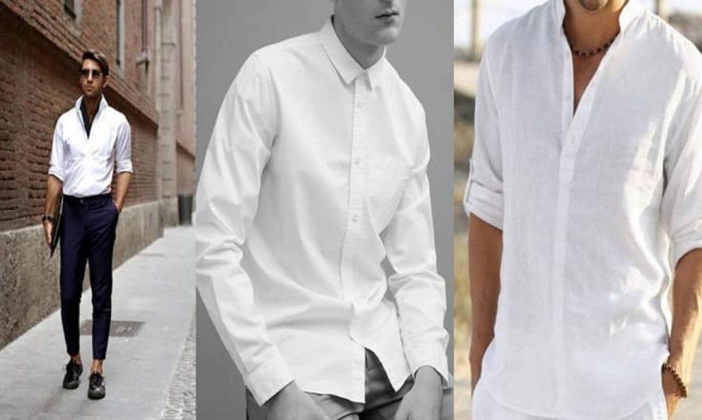 Wearing Men's T-Shirts