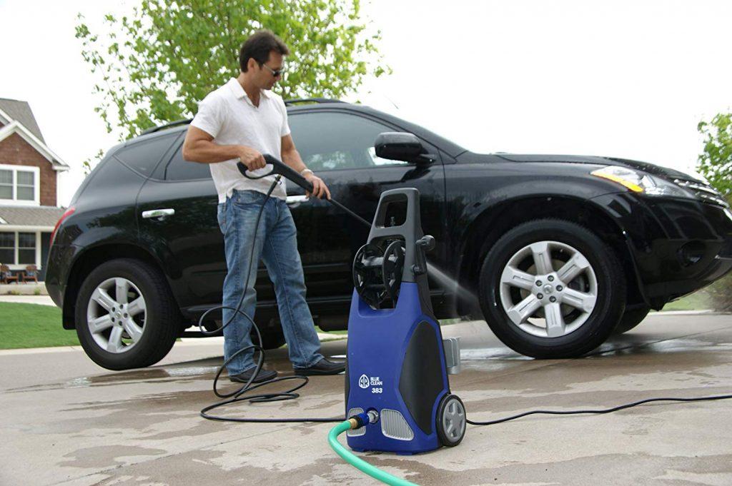 car washer India